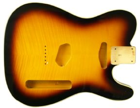 TELE BODY BOUND FLAME TOBACCO SUNBURST